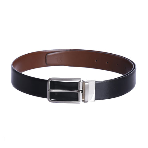 4113 Black & Brown Reversible Belt