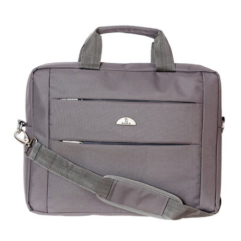 4462 Grey Laptop Bag