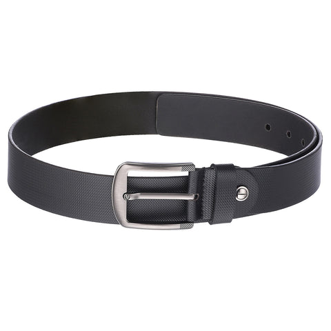 4108 Black Textured Belt
