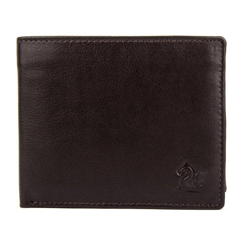 10097 Brown Bifold Wallet