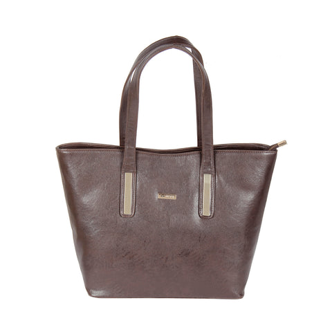 RN-592 Brown Handbag