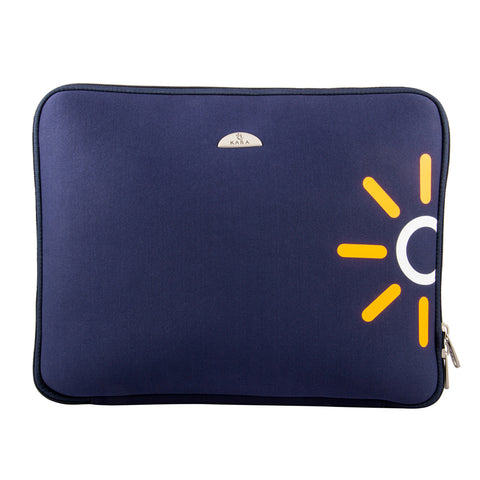 1805-15'' Blue Laptop Sleeve