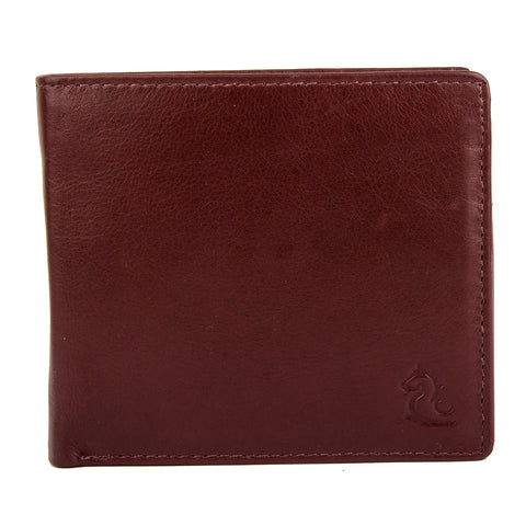 10089 Tan Bifold Wallet