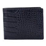 10095 Blue Croco Wallet
