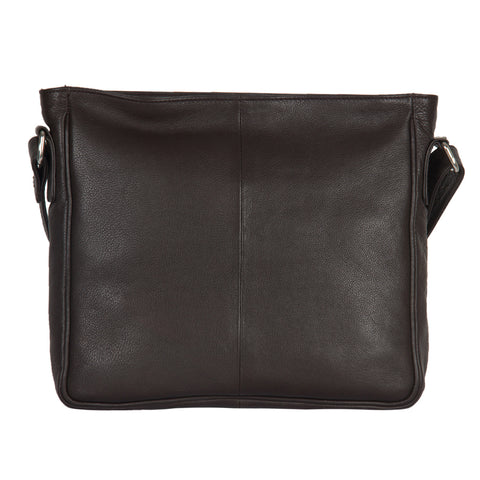 Clark Brown Messenger Bag