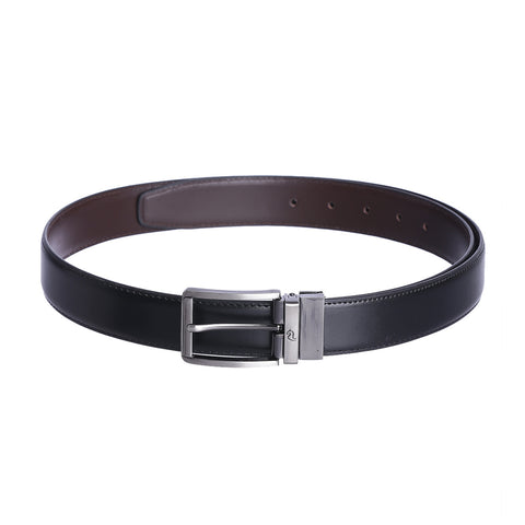 4205 Black & Brown Reversible Belt