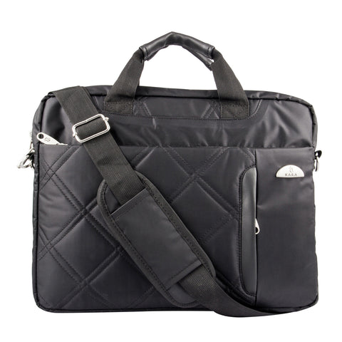 4456 Black Laptop Bag