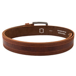 4165 Tan Textured Belt