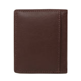 13084 Tan Leather Card Holder for Men