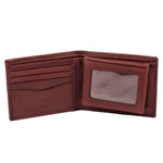 10097 Tan Bifold Wallet
