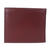 10077 Tan Bifold Wallet