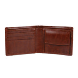 16084 Tan Bifold Wallet