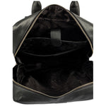Nelson Black Big Backpack