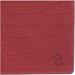 10095 Red Croco Wallet