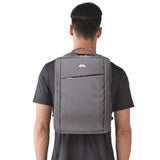 9265 Black Unisex Backpack