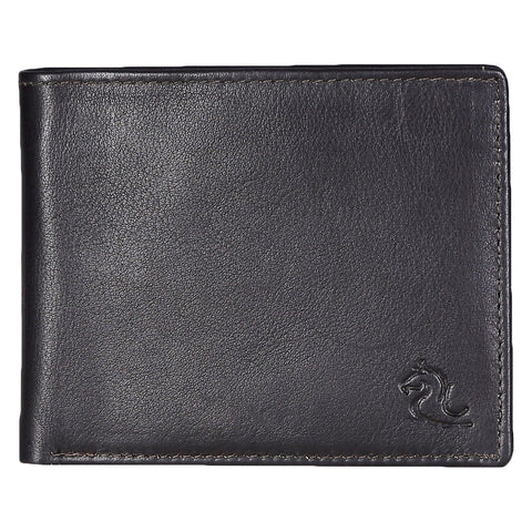 14003 Brown Bifold Coin Wallet