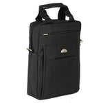55464 Grey Vertical Bag