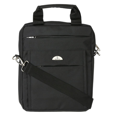 55464 Black Vertical Bag