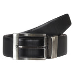 4151 Black & Brown Reversible Belt