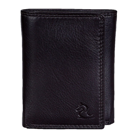 14065 Brown Trifold Wallet