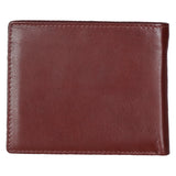 10093 Tan Bifold Wallet