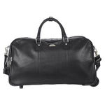 E-180 Black Duffel Trolley