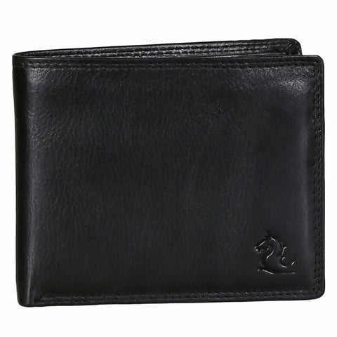 10104 Black Bifold Wallet