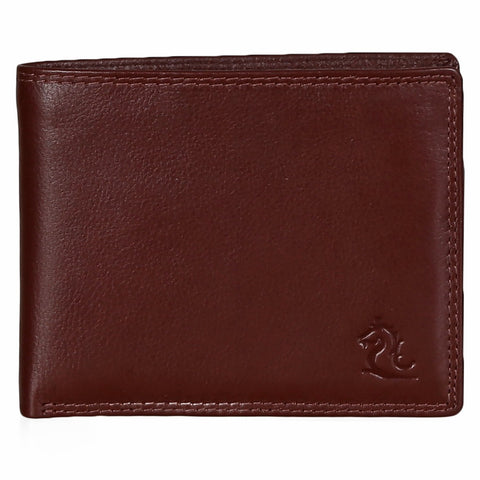 10104 Tan Bifold Wallet