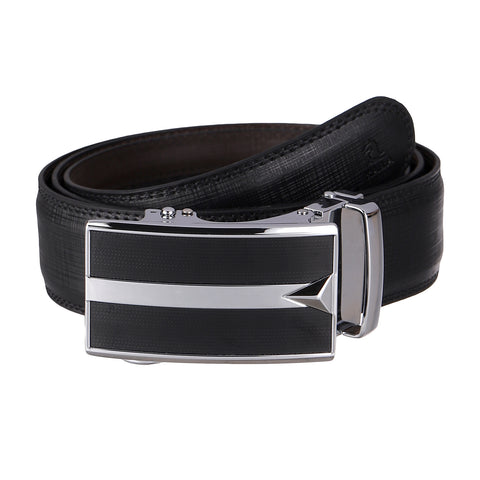 4190 Black & Brown Reversible Belt
