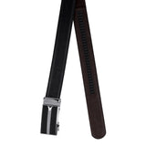 4189 Black & Brown Reversible Belt for Men