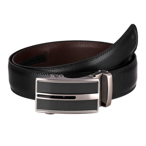 4195 Black & Brown Reversible Belt