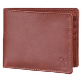 10107 Cherry Bifold Wallet