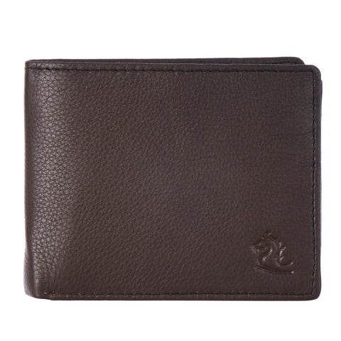 14001 Tan Bifold Wallet
