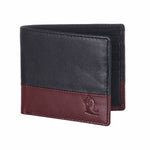10109 Black & Red Bifold Wallet