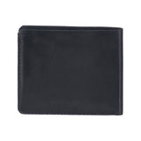 10111 Black Bifold Wallet