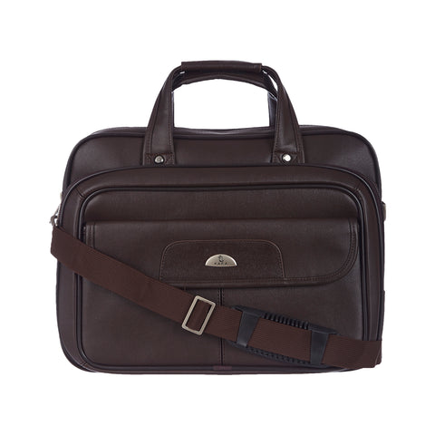 4460 Coffee Laptop Bag