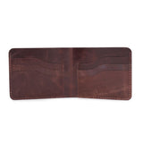 10111 Brown Bifold Wallet