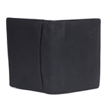 14033 Black Leather Card Holder for Men and Women