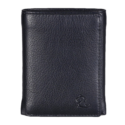 14038 Brown Trifold Wallet