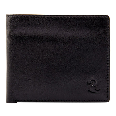 10091 Black Bifold Wallet