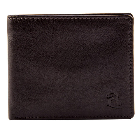 10091 Brown Bifold Wallet