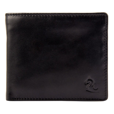 10090 Black Bifold Wallet
