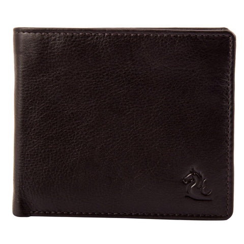 10090 Brown Bifold Wallet