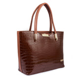 RN-627 Brown Tote Bag