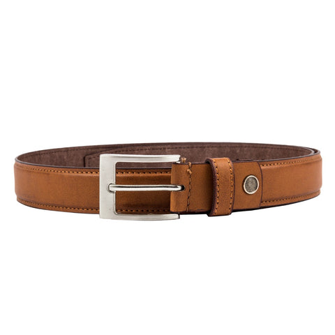 4137 Tan Belt for Men