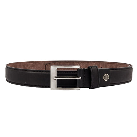 4137 Black Belt for Men