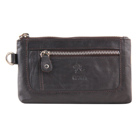 7028 Brown Hand Pouch