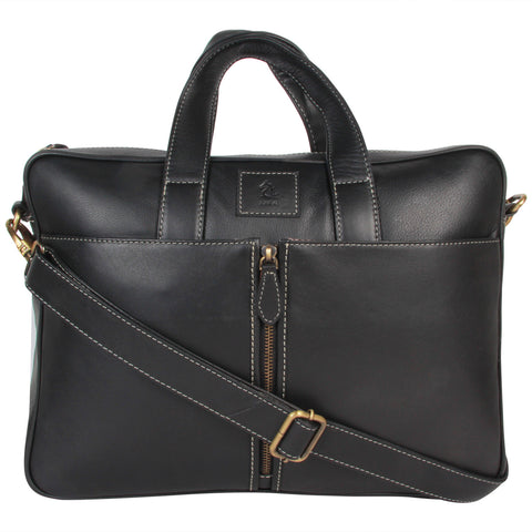 Bali Black Laptop Bag