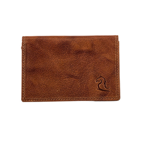 10101 Tan Card Holder
