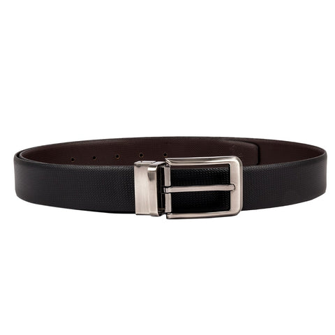 4148 Black & Brown Reversible Belt